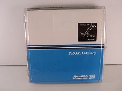Large Assortment of Prom Odyssey Monolithic Memories Analog ICs!  50% Reduced!