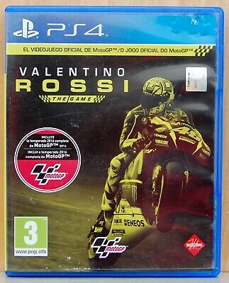 Valentino Rossi The Game - Playstation 4 - Pal Spagna - Cd Fisico