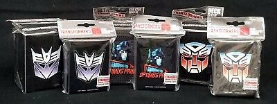 Ultra Pro Transformers Card Game Accessory Mega Bundle TOTALLY AWESOME!!!