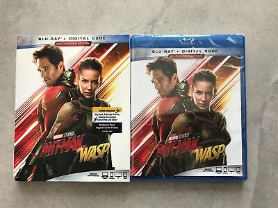 Ant-man And The Wasp (Blu-ray + Digital, Bilingual)