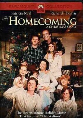 Homecoming: A Christmas Story Dvd The Waltons Brand New Classic DVD Sealed