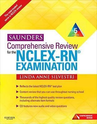 Saunders Comprehensive Review for the NCLEX-RN® Examination by Linda Anne...