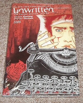 The Unwritten The Deluxe Edition Book One Hardcover SEALED Vertigo/DC Comics