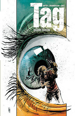 Tag: Deluxe Edition - Boom Graphic Novel - Giffen, Chamberlain, Chee - BRAND NEW