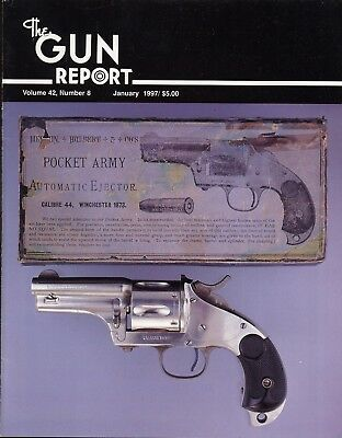 Gun Report January 1997  Colton Firearms of Toledo Ohio