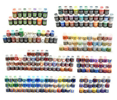 Brand New Fresh CITADEL PAINTS ALL COLORS Free Combined Shipping Games workshop