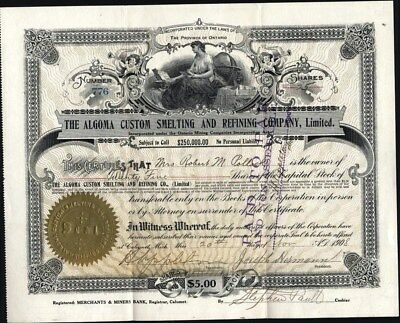 Aero Safety Devices, Inc Of Nevada, 19--, Unissued, Crisp Stock Certificate