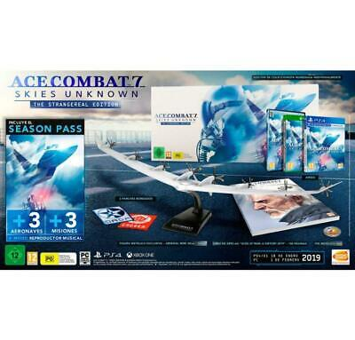 Ace Combat 7: Skies Unknown Collector's Limited PS4 Playstation 4