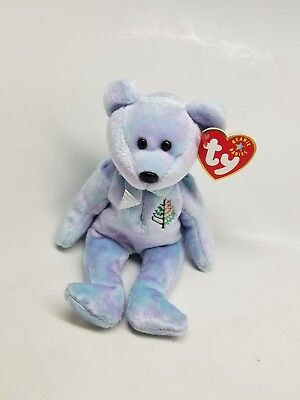a6af3a9b19f TY BEANIE BABY - ISSY the Four-Seasons Hotel Bear ( Nevis ) (8.5 ...