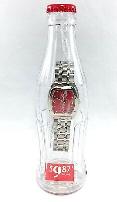 Coca Cola Watch In Bottle 2002