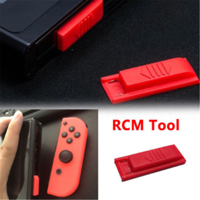 Pro Red Switch RCM Jig Tool Fit For Nintendo Switch NS Team Xecuter SX OS