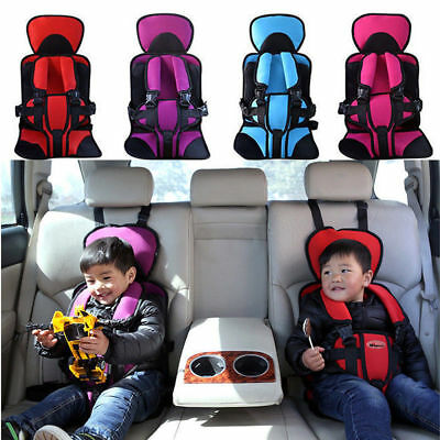 Safety Portable Baby Car Seat Toddler Infant Convertible Booster Child Chair