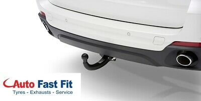 Tow Bar for VW Transporter T6 2015 to present Van & MiniBus - With Electrics