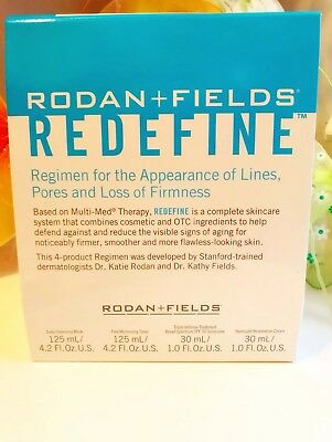 Rodan + Fields REDEFINE W/Without LASH Boost (BRAND NEW/UNOPENED) FREE SHIPPING
