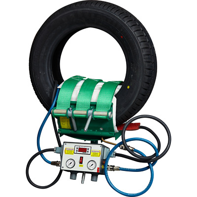 Vulcanizing Machine Tire Auto Repair (one cycle) 220V