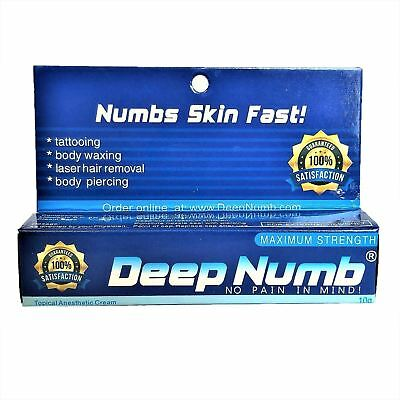 10g Ultra Numb Numbing Cream Painless Tattoo Body Piercing Waxing