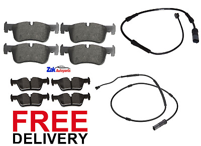 Bmw 114 116 118 F20 F21 (2010-2016) Front & Rear Brake Pads Set & Senors *new*