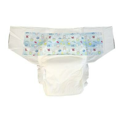 Adult Nappy / Diaper Bambino Bellissimo - Medium - Pack of 8