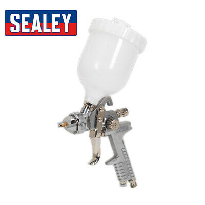 Sealey SG1.4G Gravity Feed Spray Gun Car Vehicle Paint Spray Gun1.4mm Set-up
