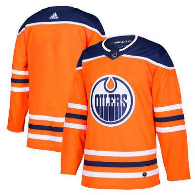Edmonton Oilers Adidas Home NHL Hockey Jersey Any Name   Number Size 54 989a223fb
