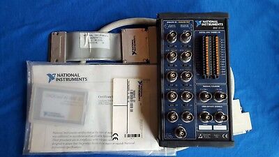 National Instruments Complete Data Acquisition System: BNC-2110, DAQCard PCMCIA