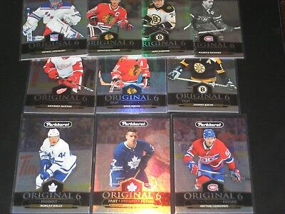 '18/19 2018/19 Upper Deck Parkhurst ORIGINAL 6 insert card *pick from list*