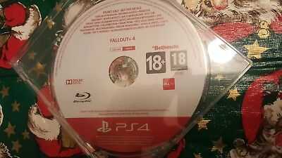 Sony PlayStation 4 PS4 Bethesda Fallout 4 Promo (Not for Resale & Import) Rare
