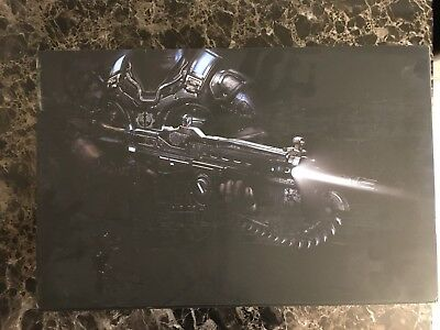 gears of war 4 collectors edition Xbox one NO GAME
