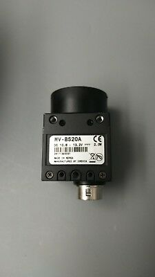 1pcs Used MINICAM MV-BS20A CCD Industrial Camera