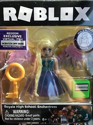 ROBLOX 2018 ROYALE HIGH SCHOOL: ENCHANTRESS With Unused Code