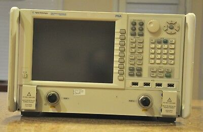 Keysight Agilent N5224A 10MHz to 43.5 GHz 2 Port PNA Network Analyzer Calibrated