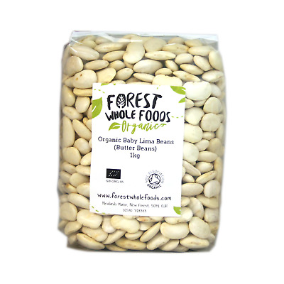 Forest Whole Foods - Bio Butter Beans (Lima Beans)
