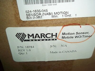 March  Network   Motion  Sensor  18784   524-1635-045