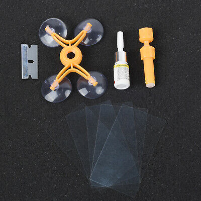 The Magic Repair Kit Can Fast Repair Cracked Phone Screen, Windshield &Any Glass