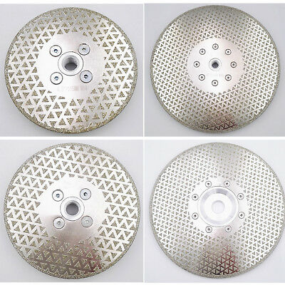 M14 Electroplated Diamond Rotary Cutting Off Disc Saw Blades Grinding Wheel