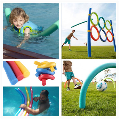 Pool Noodle Swimming Craft Foam noodles Party Playing Water Therapy Floating