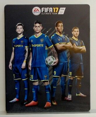 Fifa 17 Steelbook Edition - Playstation 3 - Pal Spain