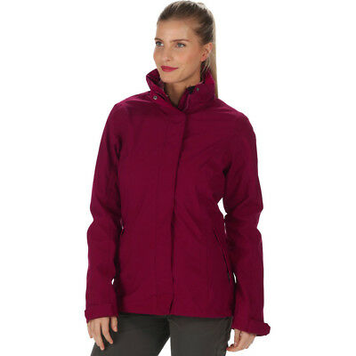 Regatta Womens/Ladies Calyn Stretch Fabric 3in1 Waterproof Jacket