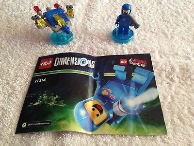 LEGO DIMENSIONS THE LEGO MOVIE FUN PACK 71214