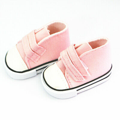 Lovely Doll Sneaker Flats Shoes for 18 inch American Girl Doll Dolls Accs