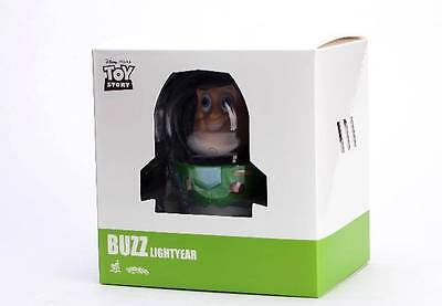 """HOT TOYS Buzz lightyear Large Cosbaby figure Brand new Boxed  4"""" Toy Story woody"""