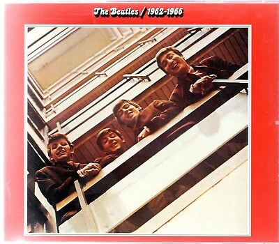 The Beatles ‎– 1962-1966 - 2 CDs 1993