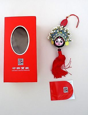 Chinese Ornament  Embedded Handicraft Originatea From Chinese Opera