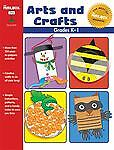 The Best of THE MAILBOX Arts & Crafts (Grs. K-1) The Mailbox Books Staff Paperb