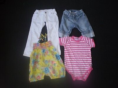 Girls Clothes Size 1 Roxy Seed Fredbare Bonds