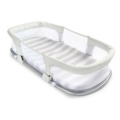 Portable Baby Sleeper Sturdy Bed Sharing All Around Mesh Compressible Side Wall