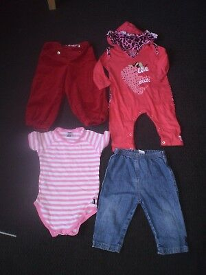 Girls Clothes Size 1 Sookibaby Two Belles Fredbare Bonds