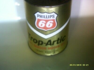 Vintage Phillips 66 Oil Can