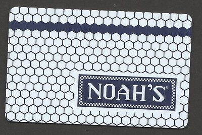 Noah's no value collectible gift card mint #09 Hive