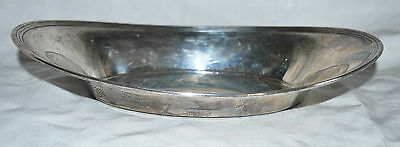 Sterling Silver Bread Platter Basket Bowl Watson retailed Bailey, Banks & Biddle